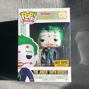 DC Comics Bombshells - Joker with Kisses #170